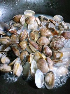 vongole in giapponese